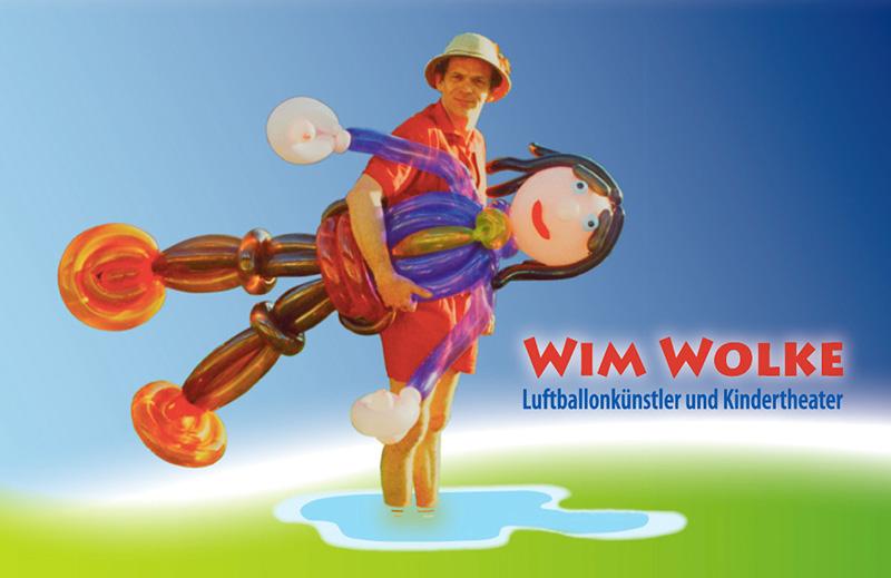 WIM WOLKE – KINDERTHEATER & LUFTBALLONKÜNSTLER