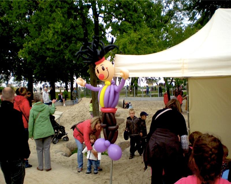 Liebe Luftballonfreunde in Osnabrück