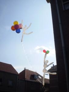 Heliumballonfigur
